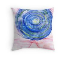Energy of the South Wind Throw Pillow