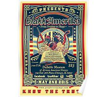 Blakk Amerika - From Prophets to Pimps Poster Poster