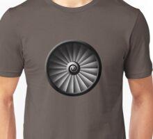 Jet Engine Unisex T-Shirt