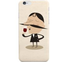 Mister Connoisseur iPhone Case/Skin