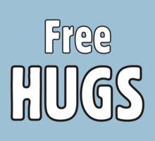 Free Hugs by Asia Barsoski