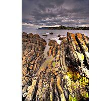 Titahi Rocks Photographic Print