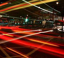 london traffic by photogenic