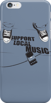 Support Local Music by BenClark