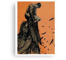 Catch Those That Fall At My Feet Metal Print