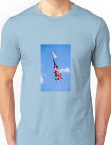 In The Wind- Nel vento Unisex T-Shirt