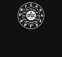 Circle of Fifths dark Unisex T-Shirt
