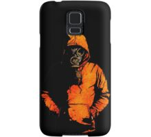 vulpes pilum mutat, non mores (Black Shirt Version) Samsung Galaxy Case/Skin