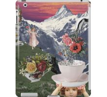 Flowers From The Faucet iPad Case/Skin