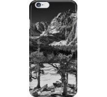 """Loch Vale RMNP Colorado"" iPhone Case/Skin"