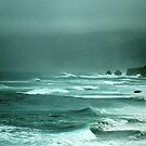 stormy water by sparrowdk