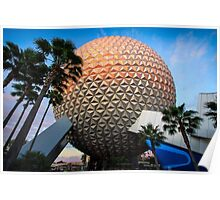 Our Spaceship Earth Poster