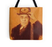 """René François Ghislain Magritte"" Tote Bag"