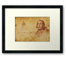 """Dali"" Framed Print"