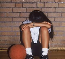 Basketball Player by Julie Beitzel