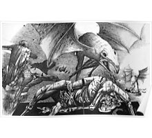 """""""Desastres de la guerra"""" Poster"""