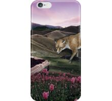 Don't Feed The Foxes iPhone Case/Skin