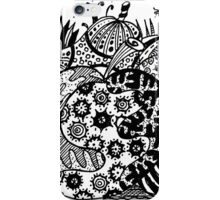 Fruit 2 - Aussie Tangle (See Description for Background Colour Options). iPhone Case/Skin