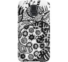 Fruit 2 - Aussie Tangle (See Description for Background Colour Options). Samsung Galaxy Case/Skin