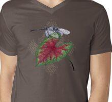 The Blue Dragon Mens V-Neck T-Shirt