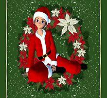 Happy Christmas by EnchantedDreams