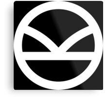 Kingsman Secret Service - Logo Metal Print