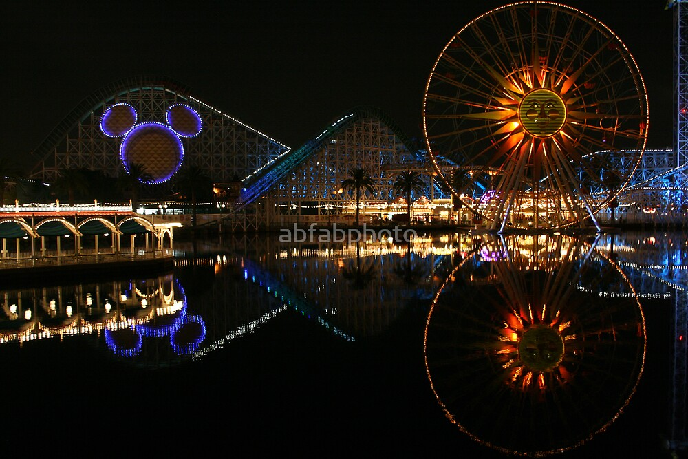 The Happiest Place on Earth by abfabphoto