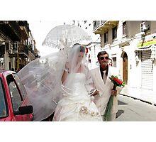 Sicilian Wedding Photographic Print