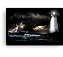 Cry for Mercy Canvas Print