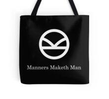 Kingsman Secret Service - Manners Maketh Man Tote Bag