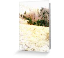 Cliffs Greeting Card
