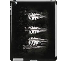 one moonlit night iPad Case/Skin