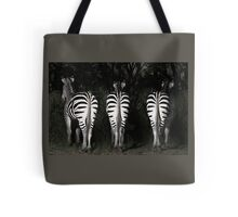 one moonlit night Tote Bag