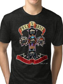 p 'n r appetite for everything Tri-blend T-Shirt