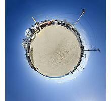 Small World of Provincetown Photographic Print