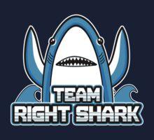 Team Right Shark T-Shirt
