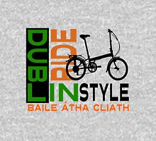 DUBLIN-RIDE IN STYLE Women's Fitted Scoop T-Shirt