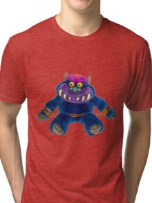 My Pet Monster Tri-blend T-Shirt