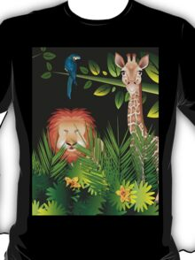 African Jungle T-Shirt T-Shirt