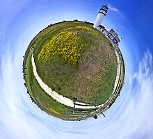 Small World of Highland Light by Alyeska