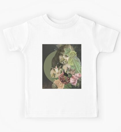 Overgrown and Forgotten Kids Tee