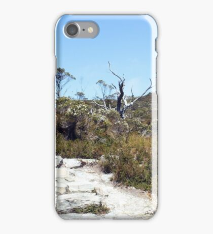 Trekking from Ronny Creek iPhone Case/Skin