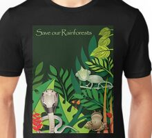 Save our Rainforests II T-Shirt Unisex T-Shirt
