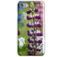 Lupin Flower iPhone Case/Skin