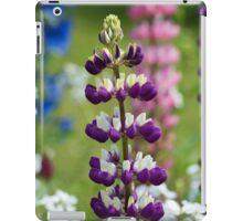 Lupin Flower iPad Case/Skin