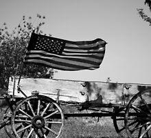 Wagon by Julie Beitzel