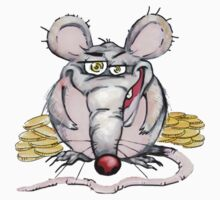 Greedy Rat by Anthropolog