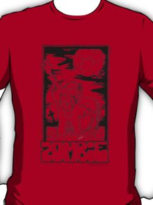 Zombie 2 (Pitch) T-Shirt