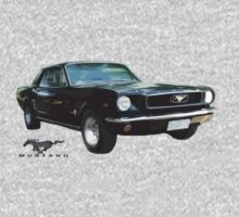 My Mustang by antsp35
