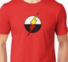 50/50 Flash. Unisex T-Shirt